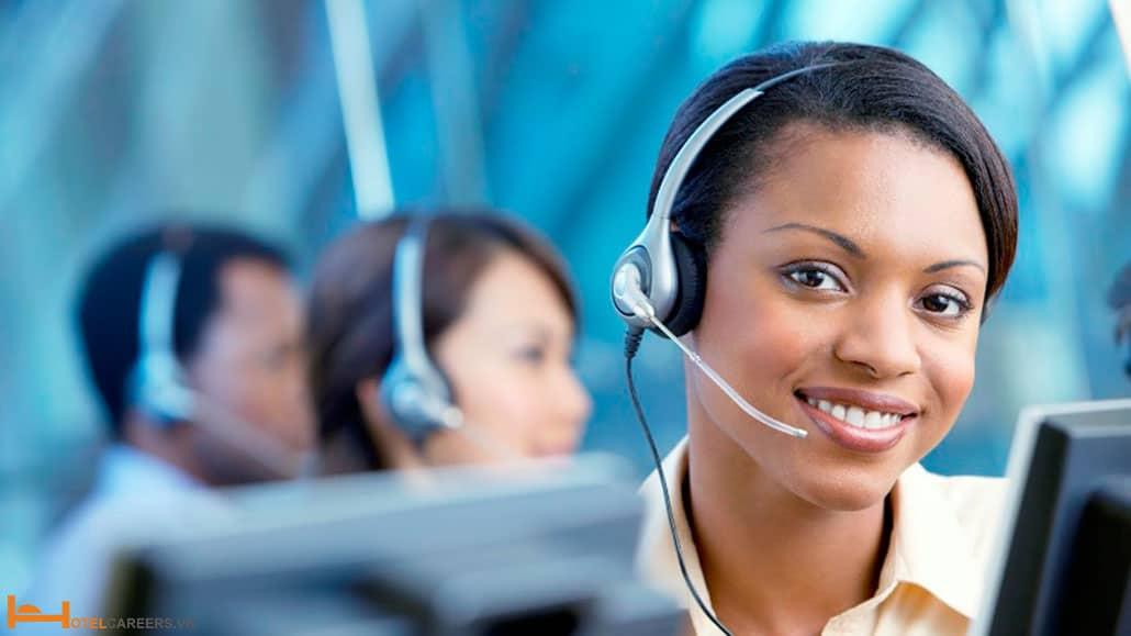 Nhân viên cần làm tốt phần dịch vụ khách hàng của mình