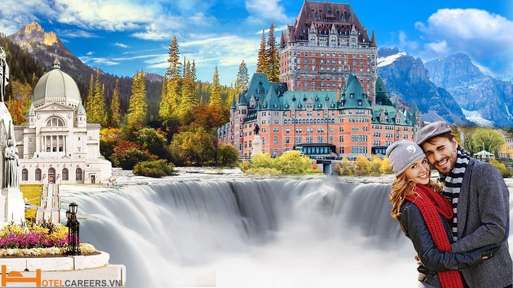 Du lịch Canada