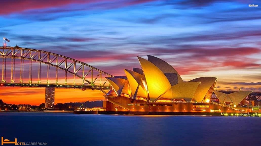 Du lịch trên Cảng Sydney