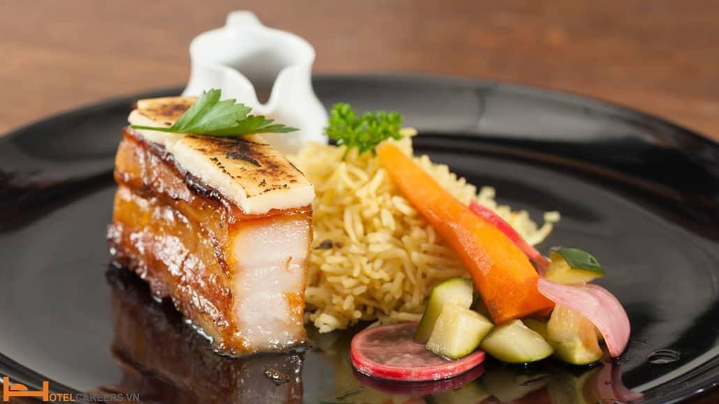 Fusion cuisine là gì?