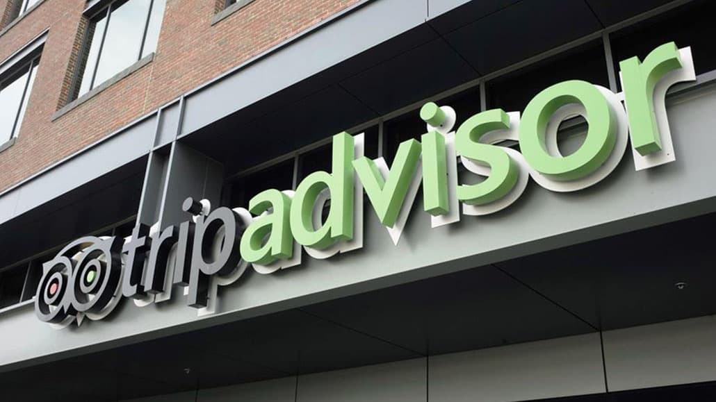 Gửi cảnh báo trước khi Tripadvisor cho xuất bản đánh giá tiêu cực