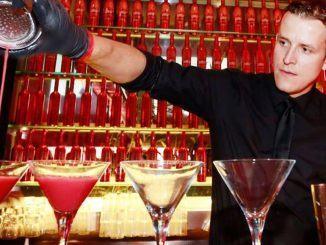 Học nghề bartender ở đâu