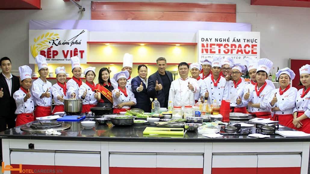 Trung tâm dạy nghề ẩm thực Netspace