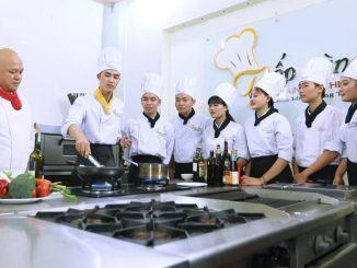 Học nghề bếp ở đâu tốt nhất.