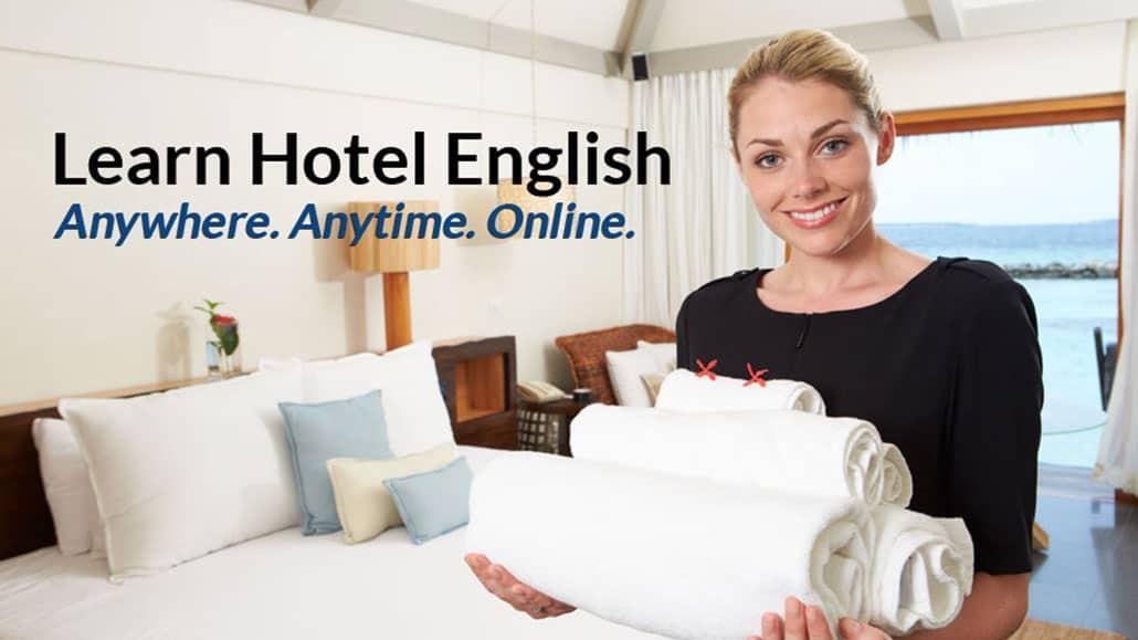Học tiếng Anh khách sạn