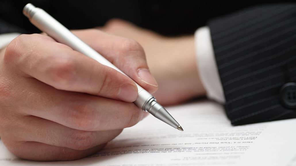 Hướng dẫn viết thư mời làm việc