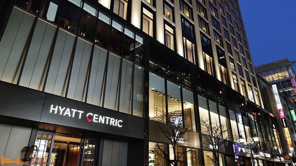 Thương hiệu khách sạn Hyatt Centric