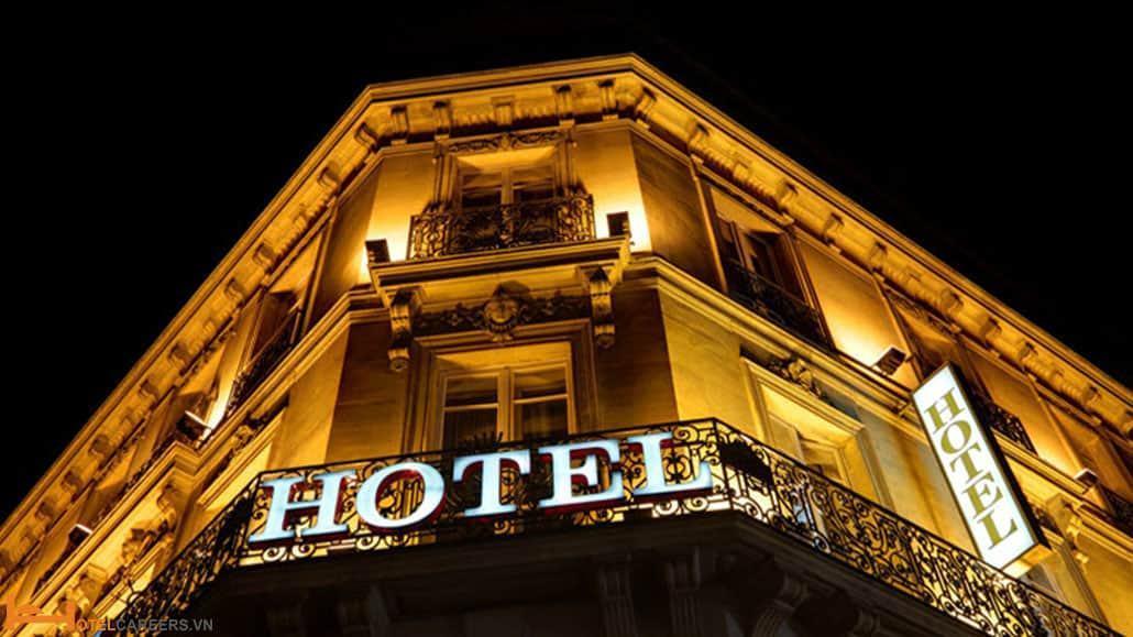 Kế hoạch khuyến khích bán dịch vụ khách sạn