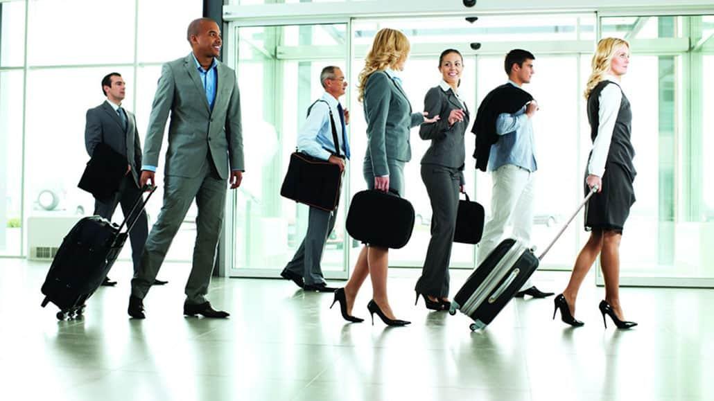 Khách du lịch doanh nghiệp