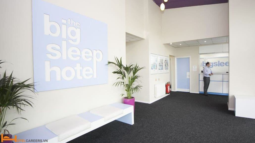 Khách sạn Big Sleep