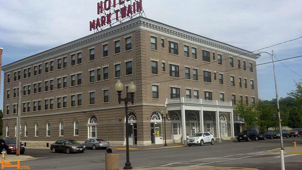 Khách sạn Mark Twain