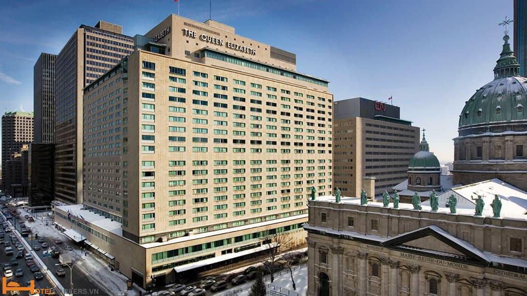 Khách sạn nổi tiếng Queen Elizabeth
