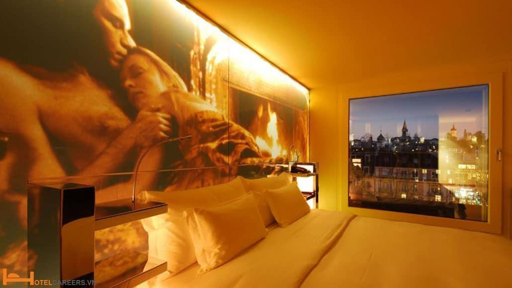 Mô hình khách sạn sáng tạo