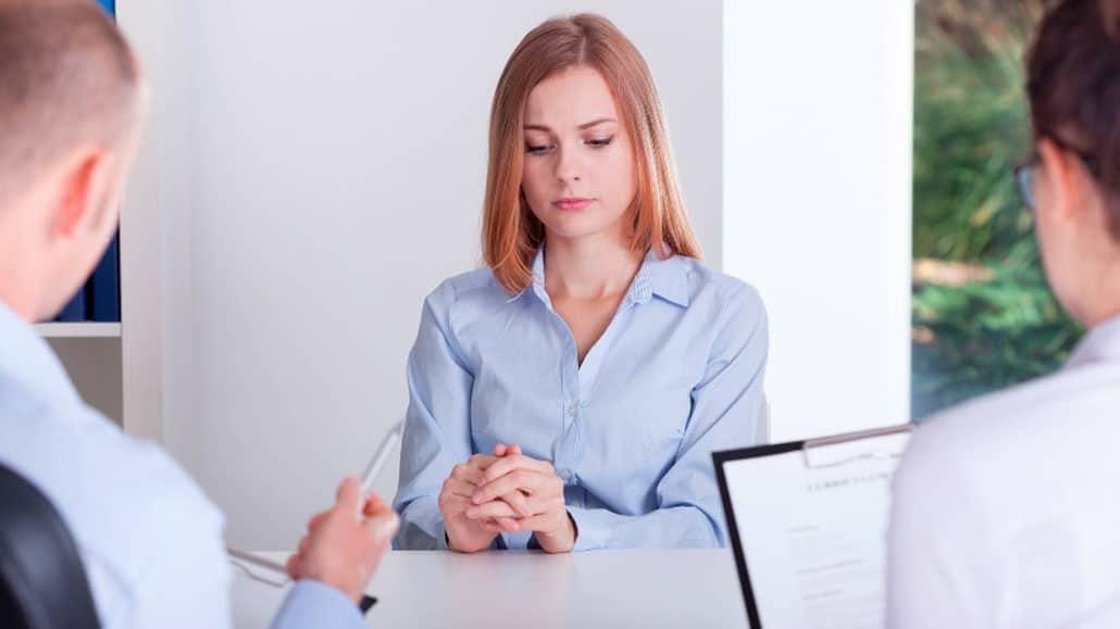 Không đặt câu hỏi với nhà tuyển dụng