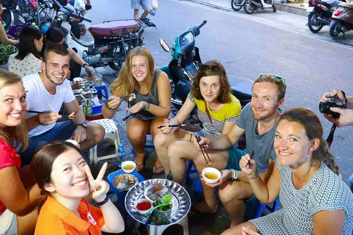 Kinh nghiệm ăn uống ở Hà Nội
