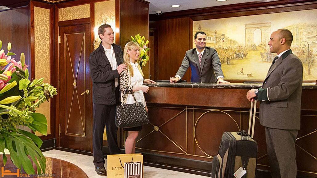 Kinh nghiệm làm lễ tân khách sạn