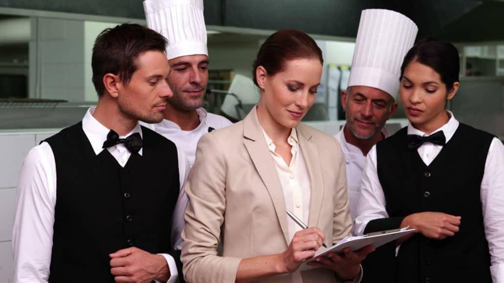 Kinh nghiệm quản lý nhà hàng