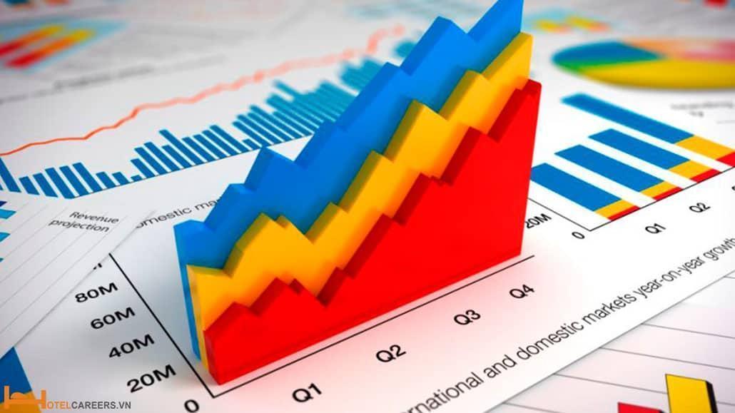 Tính toán doanh thu thuần trên mỗi phòng