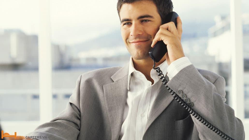 Kỹ năng trả lời điện thoạicho nhân viên khách sạn