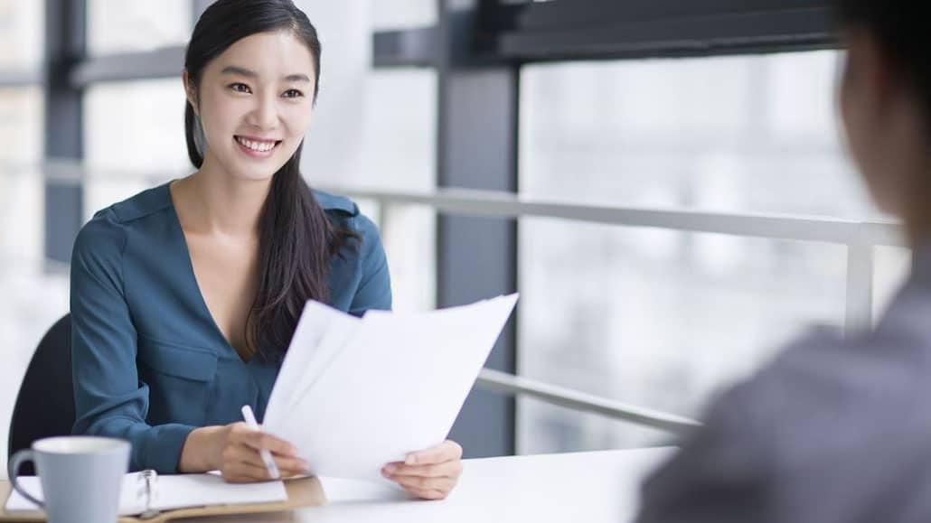 Tự thực hành diễn tập kỹ năng trả lời phỏng xin việc
