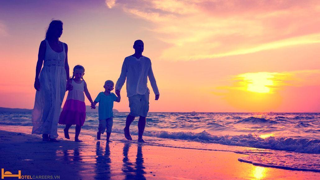 Kỳ nghỉ gia đình là gì?