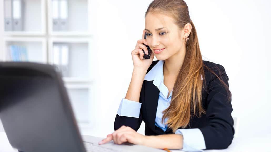 Làm thế nào để bắt đầu cuộc phỏng vấn qua điện thoại?