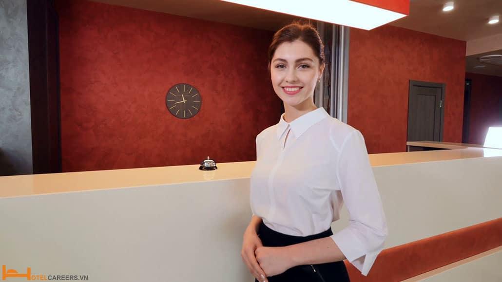 Hãy ghi nhớ 4 quy tắc vàng cho nhân viên lễ tân khách sạn