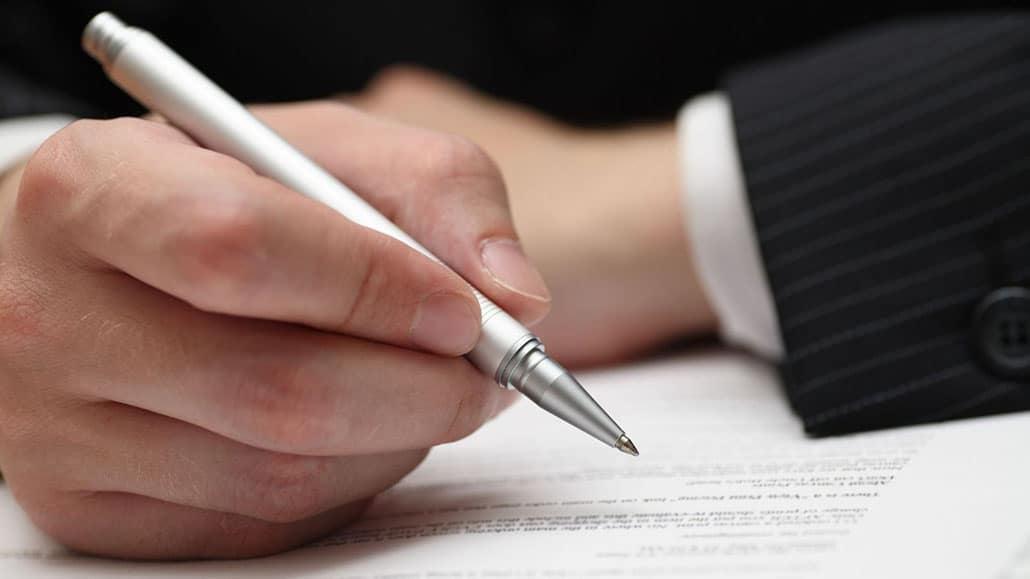 Cách viết thư chấp nhập việc làm