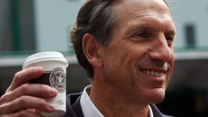 Howard Schulz (Starbucks)