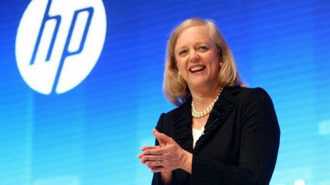 Meg Whitman (Hewlett-Packard)