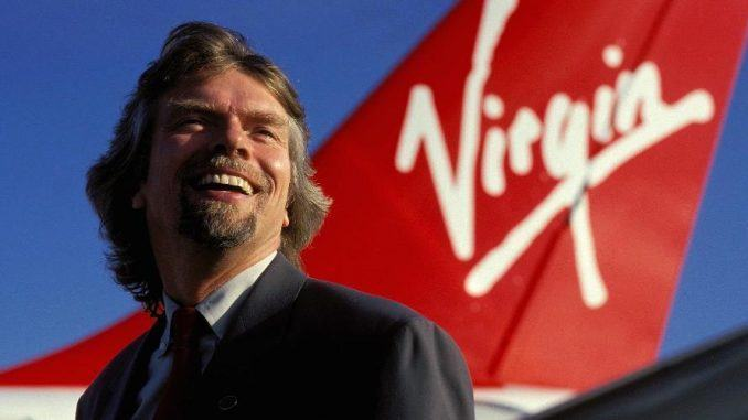 Richard Branson (Virgin Group)