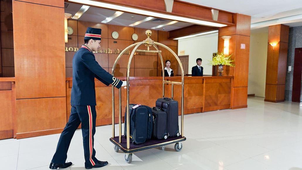 Bellman khách sạn