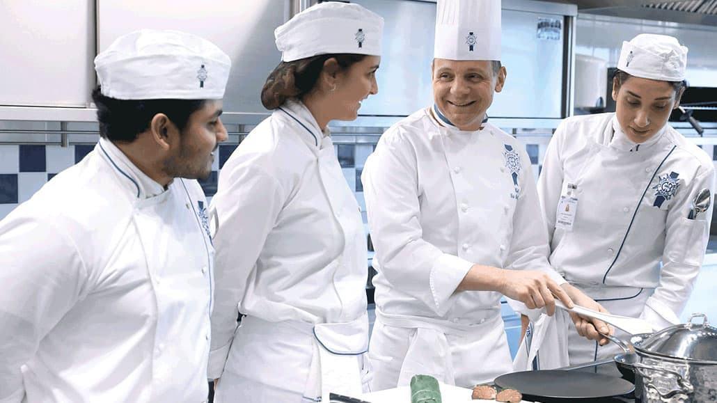 Những lưu ý khi chọn học nghề nấu ăn