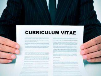 Mẫu CV xin việc bằng tiếng Anh ngành khách sạn