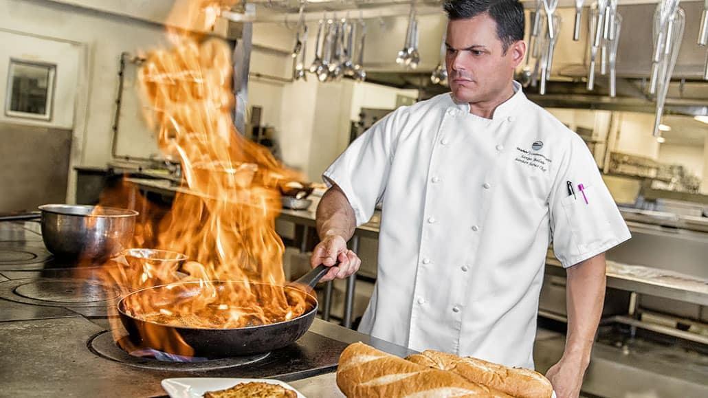 Mẫu CV xin việc bếp trưởng tiếng Anh