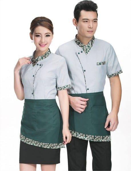 Đồng phục cho nhân viên phục vụ