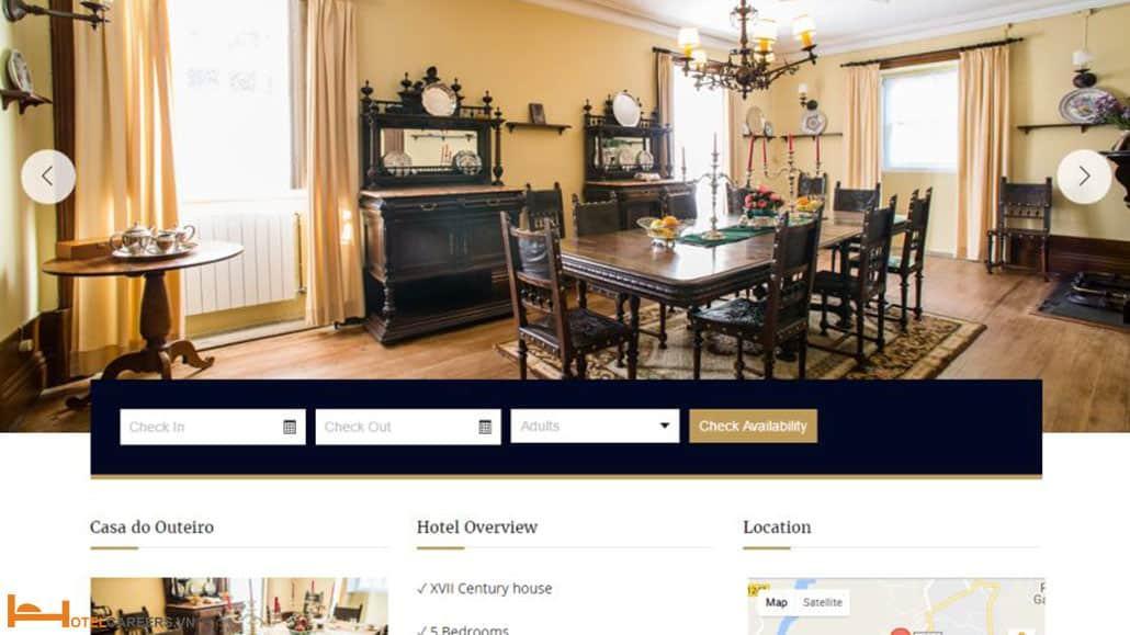 Mẹo tối ưu hoá đặt phòng và doanh thu từ trang web khách sạn