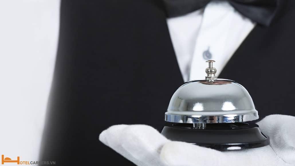 Một lần nữa chúng ta lại phải nhấn mạnh đến chất lượng dịch vụ trong ngành khách sạn