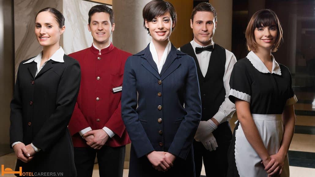 Mối quan hệ giữa các bộ phận trong khách sạn
