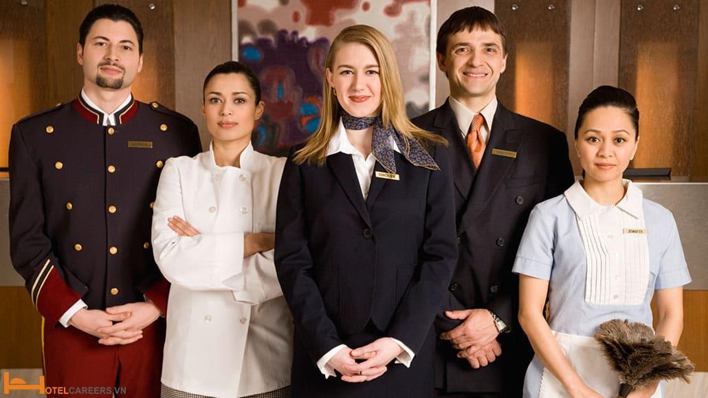 Mục đích của việc đào tạo nhân viên khách sạn
