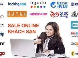 Nghề sale online khách sạn