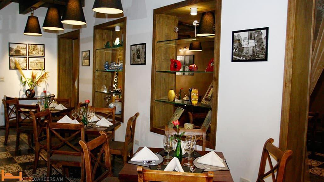 Nhà hàng Madam Yen
