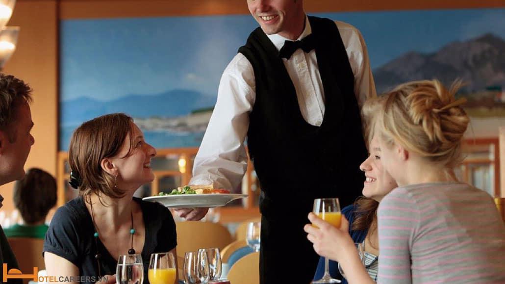 Waiter/ Waitressgiỏi