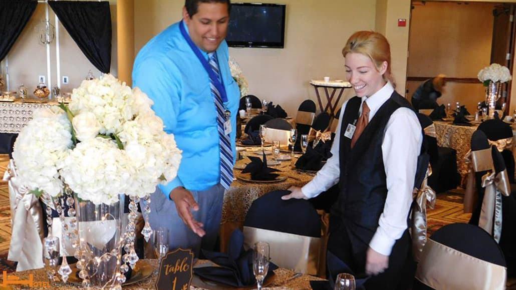 Nhiệm vụ của Banquet Manager