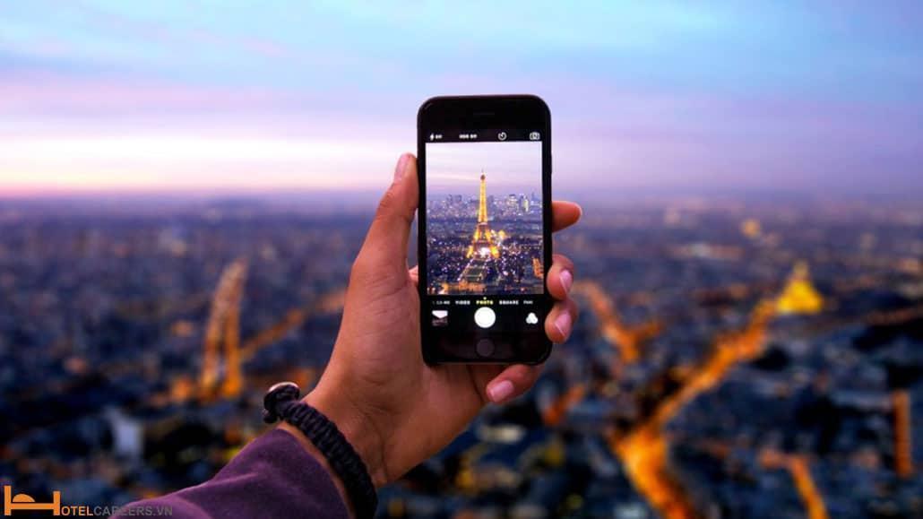 Nhiếp ảnh gia du lịch trong thời đại công nghệ số