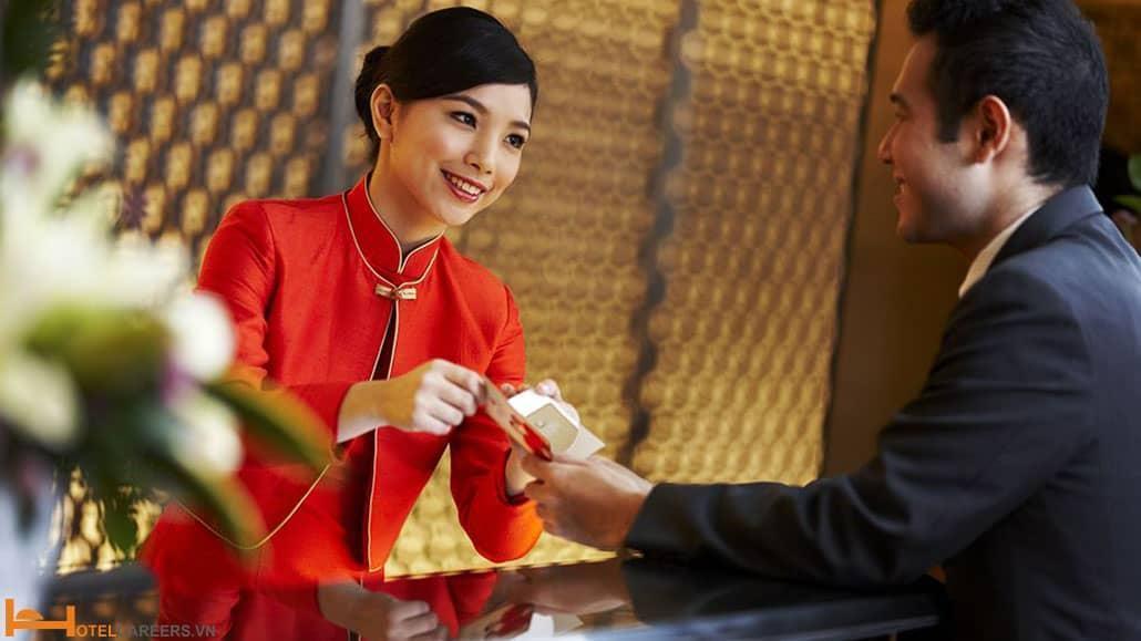 Giáo trình nghiệp vụ lễ tân cho bạn kĩ năng cần có của lễ tân khách sạn