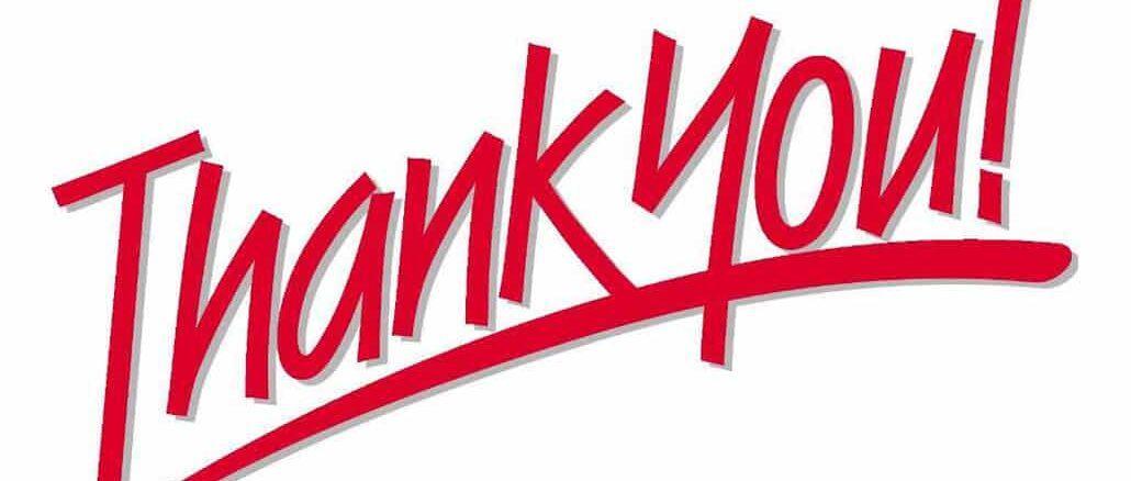 Chúng ta đã quên nói lời cảm ơn?