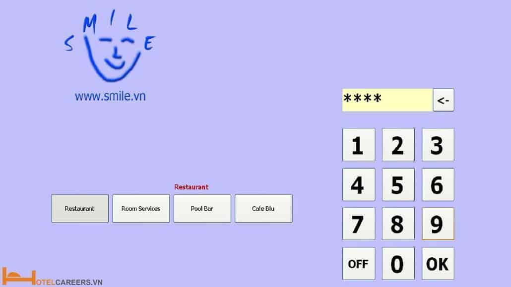 Phần mềm Smile POS Win