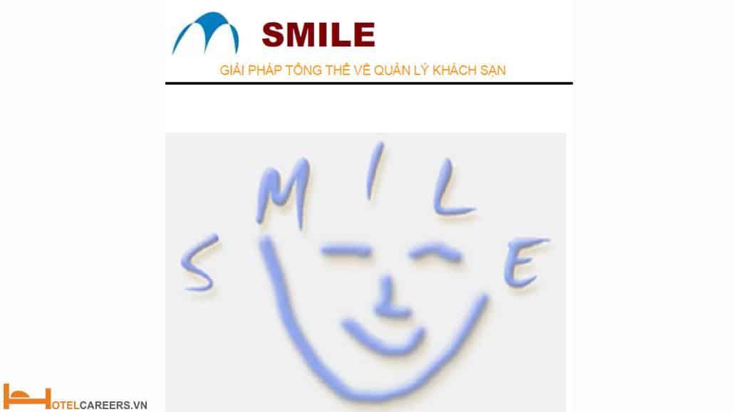 Phần mềm khách sạn Smile