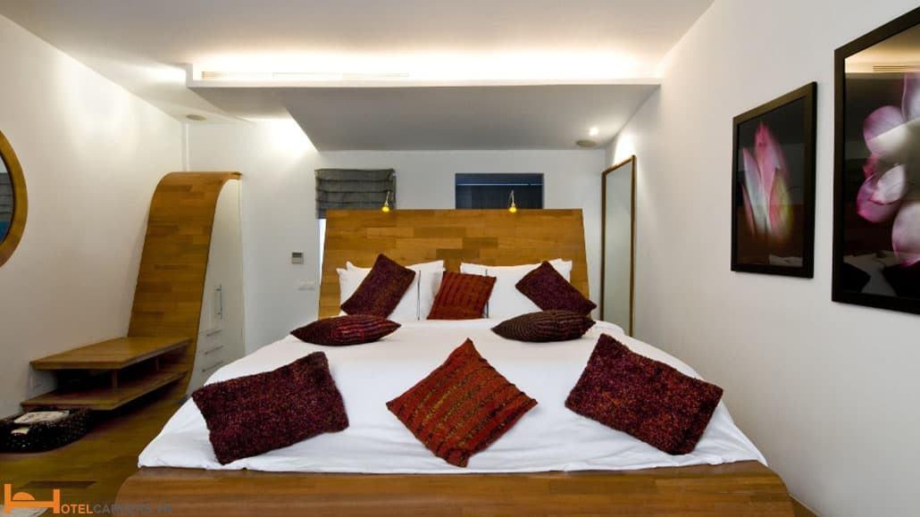 Phòng khách sạn The One Angkor